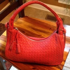 Beautiful talbots leather bag